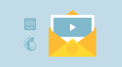 How to Send Video Emails with Intercom and Mailchimp